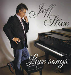 Jeff Stice 'Love Songs' cd cover